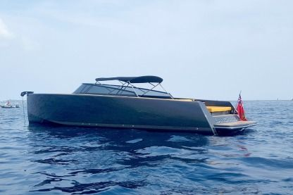 Rental Motorboat Van Dutch 40 Saint-Jean-Cap-Ferrat