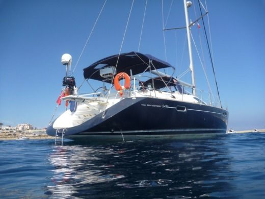 Charter sailboat in Kalkara peer-to-peer