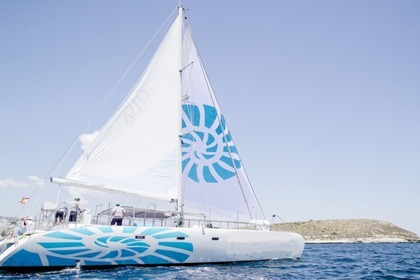 Charter Catamaran Custom Made 16 Palma de Mallorca