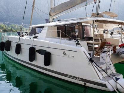 Location Catamaran  Helia 44 Kotor