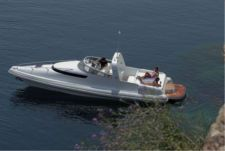 RIB Motomarine Magna 35C for rental