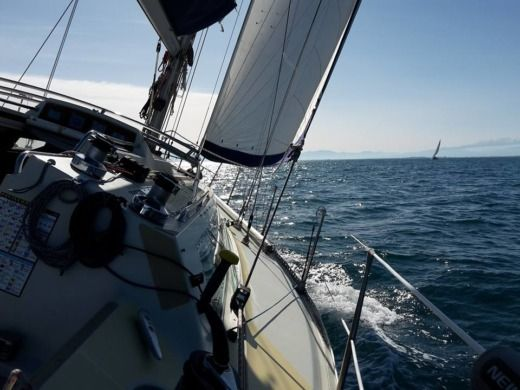 Sailboat Yachting France Jouët 10.80 GTE for hire