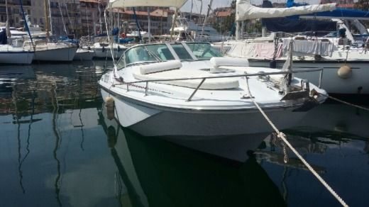 Boston Whaler Temptation 2200 in Cannes