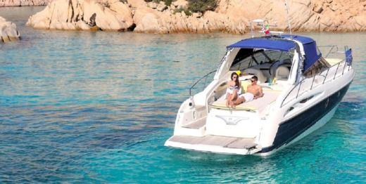 Cranchi Endurance 41 in Porto Cervo for hire