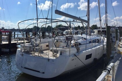 Rental Sailboat JEANNEAU 51 Annapolis
