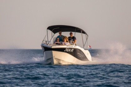Rental Motorboat Okiboats Barracuda 545 Pula