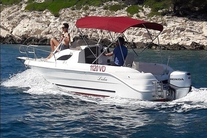 Hire Motorboat Luka M-Sport 525 Vodice