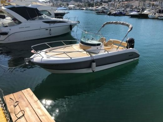 Sessa Marine Sessa Key Largo 20 en Estartit en alquiler