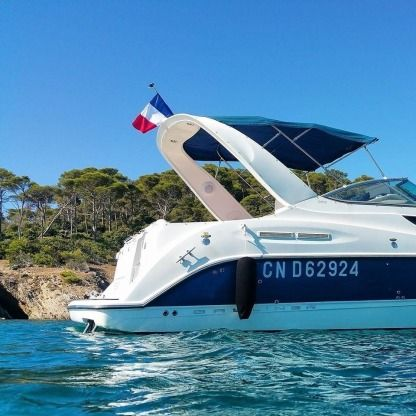 Rental Motorboat Bayliner 285 Sb Bandol