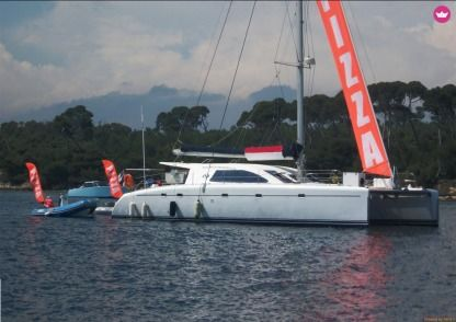 Location Catamaran Nautitech 475 Marseillan