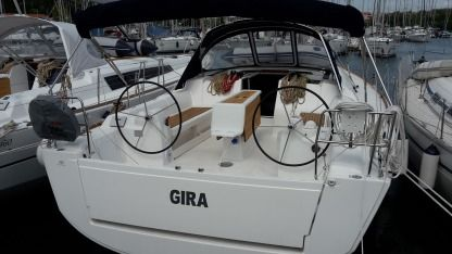 Rental Sailboat  Dufour 410 Grand Large Pomer