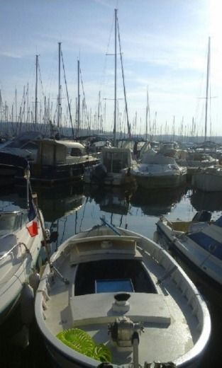 Saver Manta Fisher 21 in Sanary-sur-Mer peer-to-peer