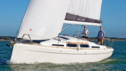 Rental Sailboat Hanse 345 Girona