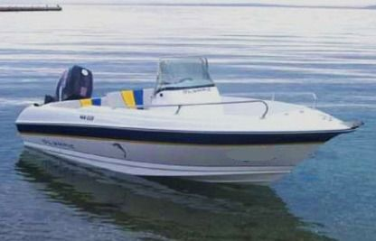 Rental Motorboat Olympic 460Cc Zakinthos