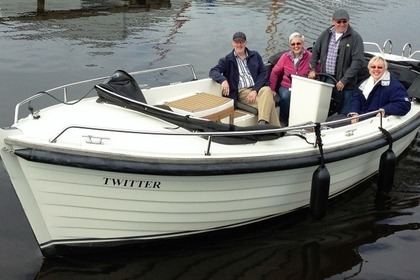 Miete Motorboot Rivercruise Softtop Sneek