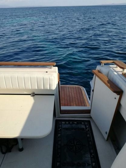 Charter Motorboat Sea Ray 300 Portoscuso