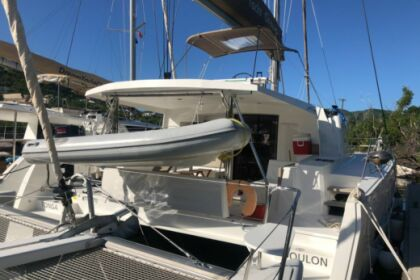 Rental Catamaran Catana Bali 4.5 with watermaker & A/C - PLUS Saint Thomas
