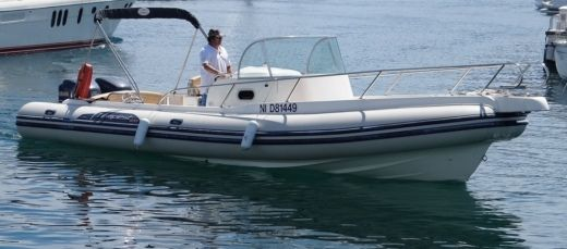 RIB Capelli Tempest 900 for hire