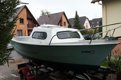 Rental Motorboat SIR 450 V Strasbourg