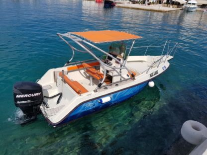 Rental Motorboat Elan Fisherman 20Cc Supetar