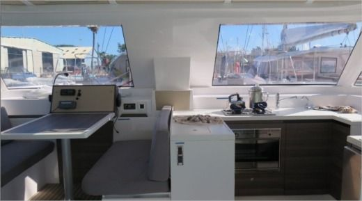 Fountaine Pajot Lucia 40 in Road Town