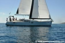 Jeanneau Sun Odyssey 42I in Primošten for hire