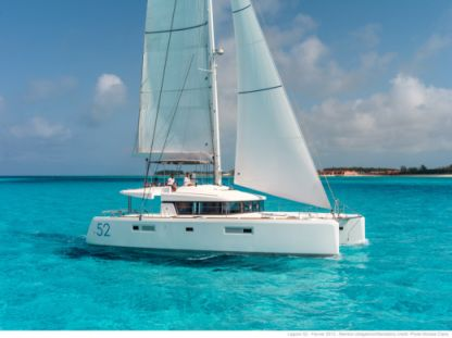 Location Catamaran Lagoon 52 F Skippered .o.v. With Watermaker & A/c Propriano