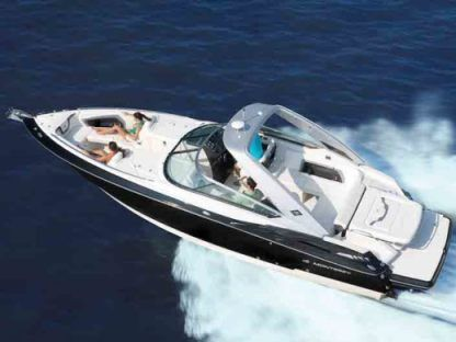 Charter Motorboat Monterey 328Ss Pattaya City