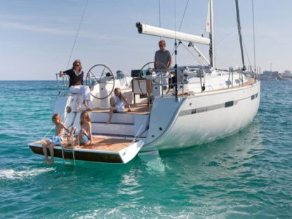 Rental Sailboat Bavaria 45 Cruiser Style 45 Mykonos