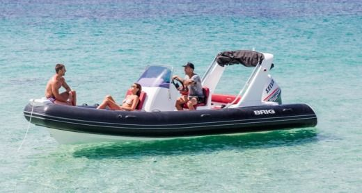 Charter rIB in Ibiza peer-to-peer