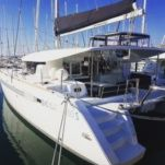 Catamaran Lagoon 450 S for hire