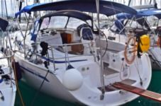 Sailboat Bavaria 39 Cruiser for hire