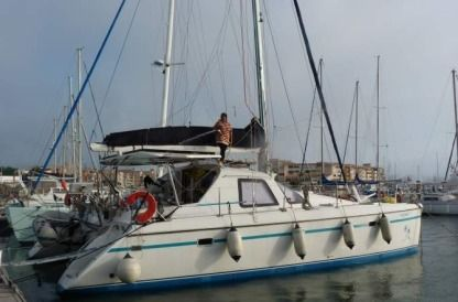 Location Catamaran Jeantot/privilege Marine Catamaran Privilège 37 Agde