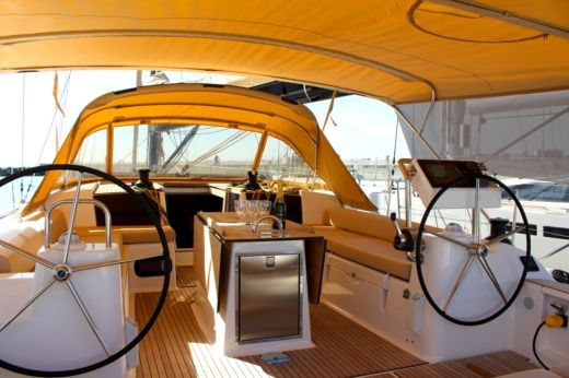 Sailboat Dufour 56 Exclusive for hire