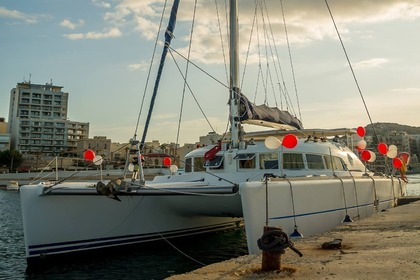 Rental Catamaran Lagoon Lagoon 410 Saint Julian's