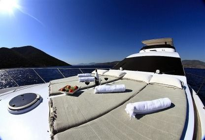 Miete Motorboot Custom Built 2006 Bodrum
