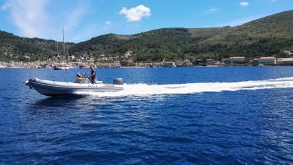 Rental RIB Marshall M100 Vis