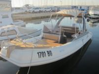 Grginic Yachting Shark Bf23 in Biograd na Moru for hire
