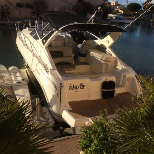 Motorboat Cranchi Zaffiro 34 for hire