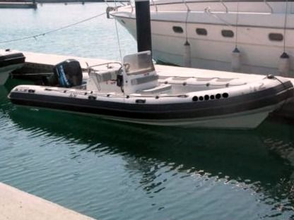 Location Semi-rigide Valiant Valiant  750 Port d'Andratx