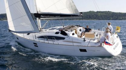 Charter Sailboat Elan Impression 444 Zadar