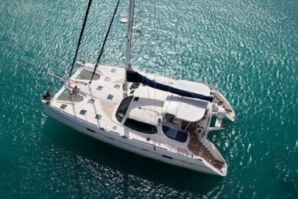 Rental Catamaran Privilege 585 Ponza