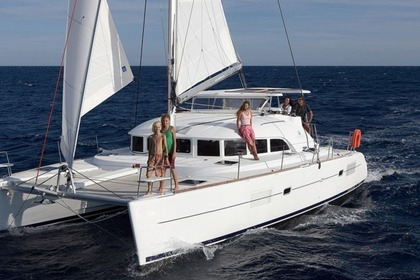 Rental Catamaran LAGOON 380 PLUS Estepona