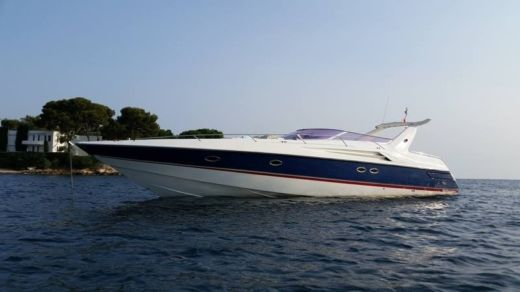 SUNSEEKER 48 SUPERHAWK in Cannes for hire