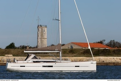 Charter Sailboat DUFOUR Grand Large 500