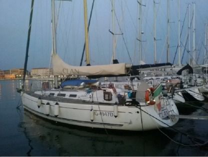 Charter Sailboat Dufour 40 Performance Livorno