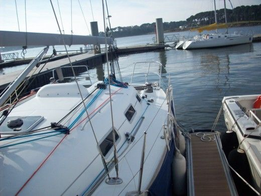 Sailboat Beneteau First 36.7 peer-to-peer