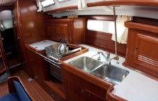 Sailboat Beneteau Oceanis 423 Clipper