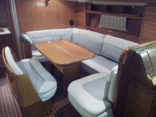 Sailboat Bavaria 42 Cruiser for rental