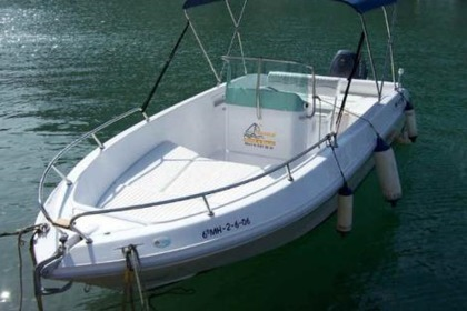 Hire Motorboat Vulcanisimo 435 Chios